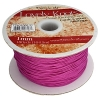 Lovely Knots/knotting Cord 1mm 180yds Strawberry Pink